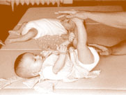 feldenkrais-method  for children babies nancy aberle zurich, awareness-through-movement picture1